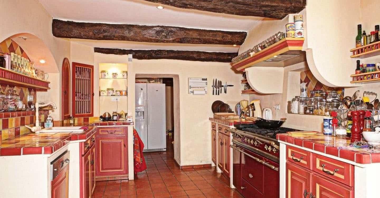Cuisine en Provence
