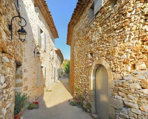 Magie et féerie assurées pour votre mariage en Provence : Le Clos du Tuilier